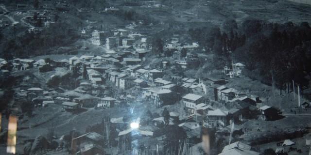 从前的噶伦堡
