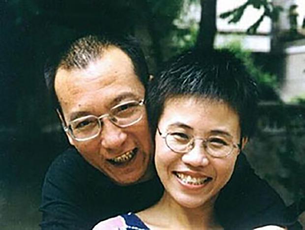 刘晓波刘霞Chinese Dissident Liu Xiaobo Lost Appeal
