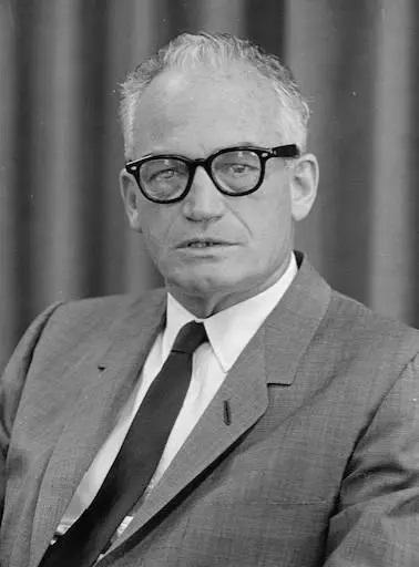 巴里·戈德华特(Barry Goldwater,1909-1998)