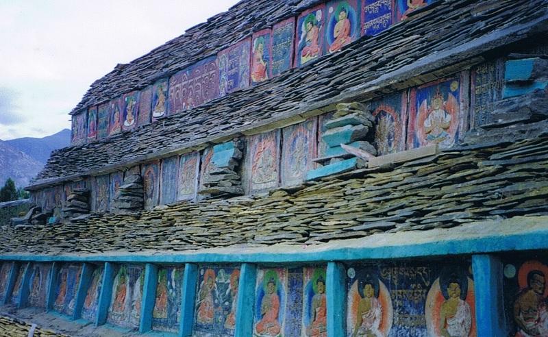 林廓路上-西藏