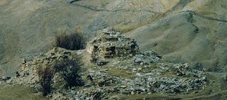 被蹂躏的西藏著名修行圣地扎耶巴