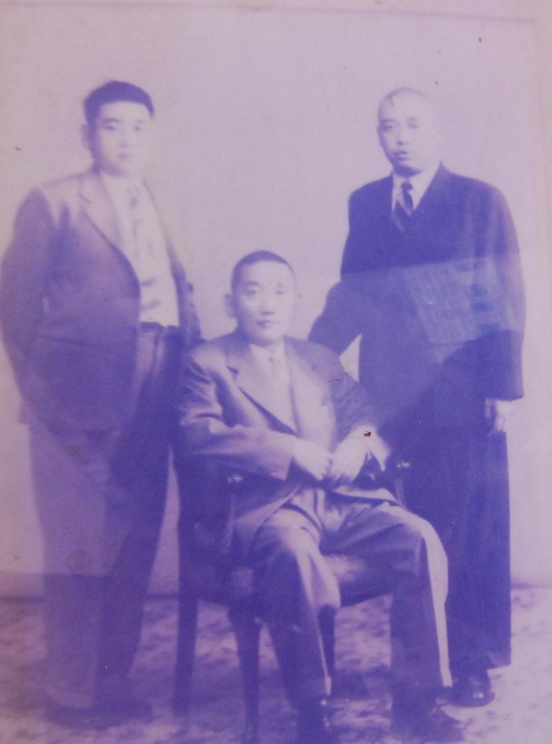 邦达仓三兄弟:邦达绕嘎、邦达多杰、邦达央培