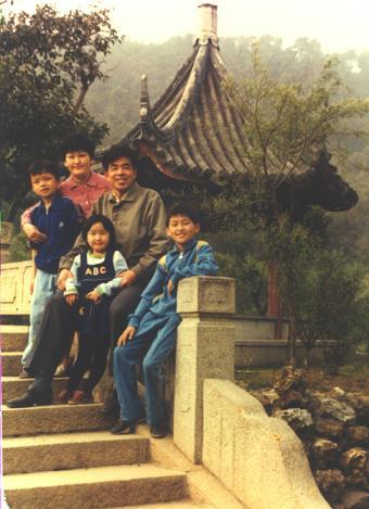1991年的徐洪慈1