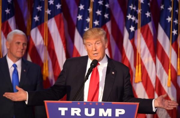 特朗普赢得美国大选