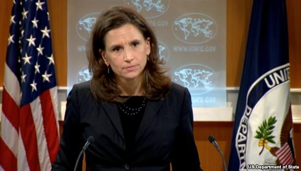 美国国务院新闻办公室主任特鲁多