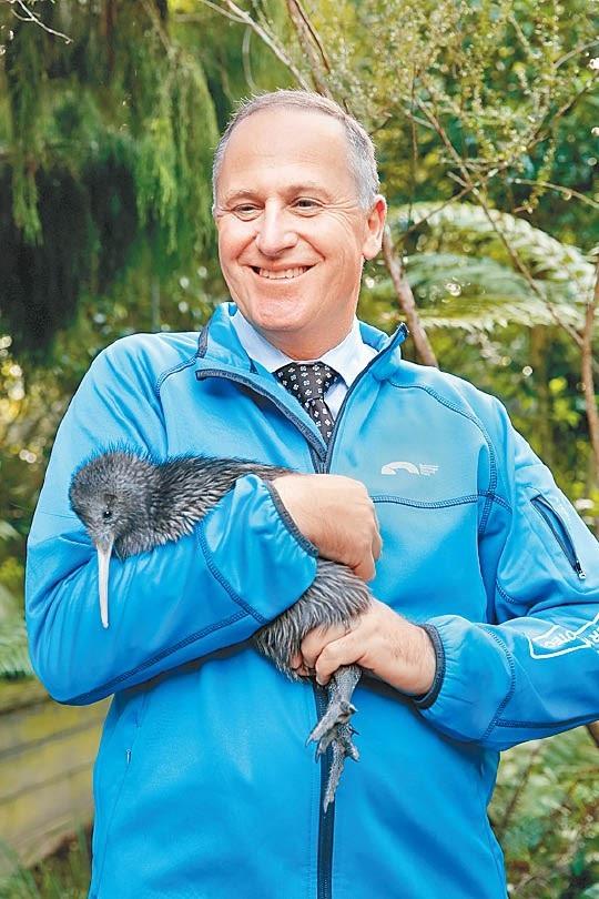 """新西兰总理约翰基宣布宏伟""""除三害""""计划"""