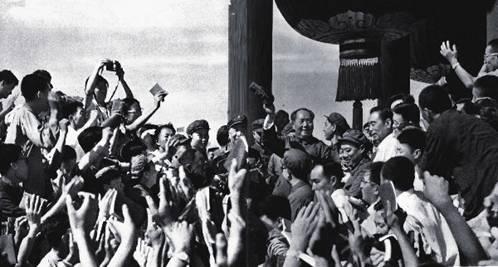 毛泽东在文革