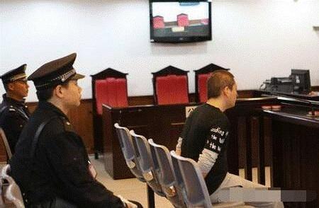 贾敬龙被枪决前最后一次与家属见面