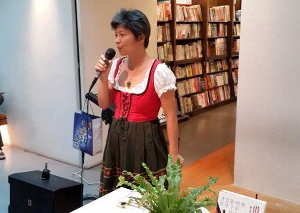 德国台湾协会前会长刘威良女士