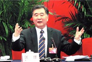 副总理汪洋