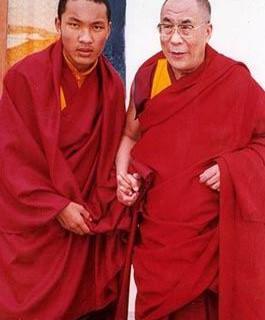 噶玛巴、达赖喇嘛