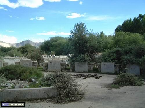 图2:拉萨红卫兵墓地