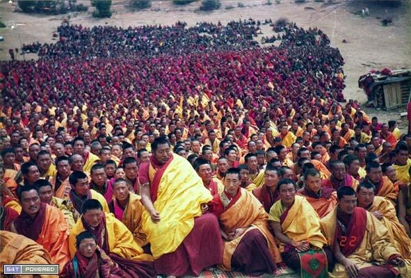 晋美彭措法王-西藏