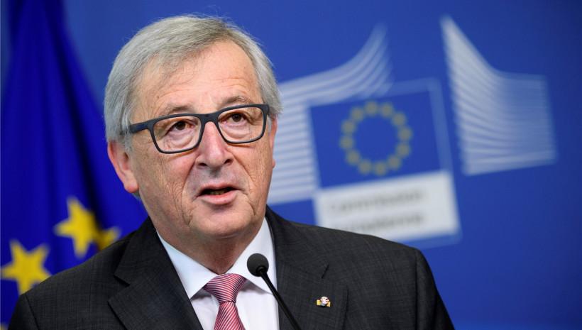 欧盟理事会主席、前卢森堡主席容克Jean-Claude Juncker