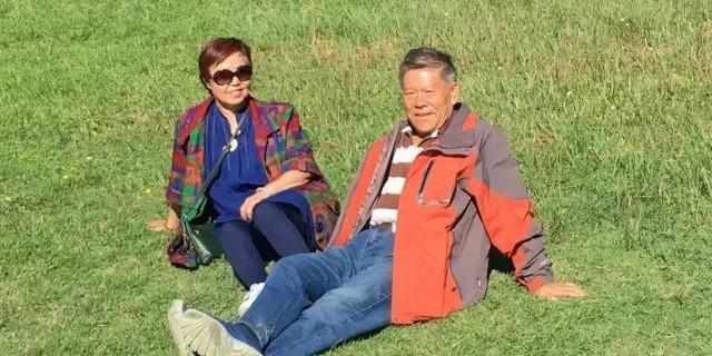 王东成和妻子