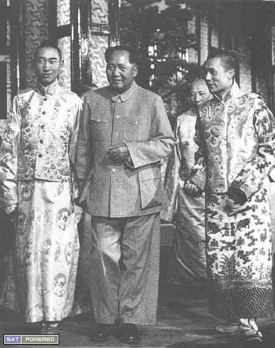 达赖喇嘛、班禅喇嘛、毛泽东