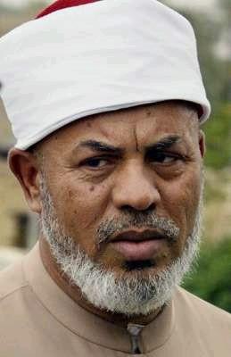 首席教长希拉利(Taj Aldin al Hilali)