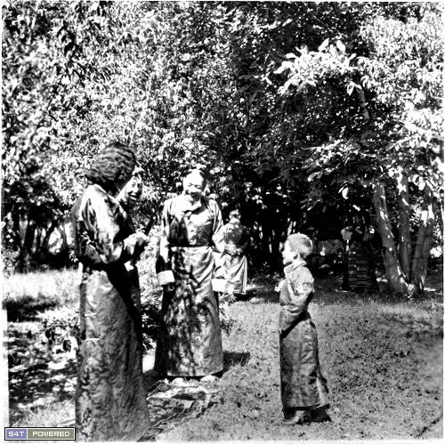 1940年代去西藏的西方人拍摄的照片10