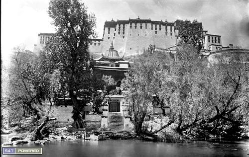 1940年代去西藏的西方人拍摄的照片3