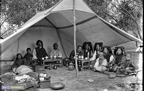 1940年代去西藏的西方人拍摄的照片7