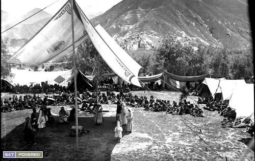 1940年代去西藏的西方人拍摄的照片8