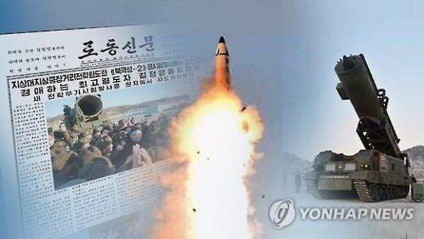 2017年3月6日朝鲜发射多枚不明飞行物