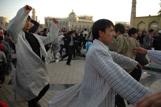 一个西藏人眼中的新疆