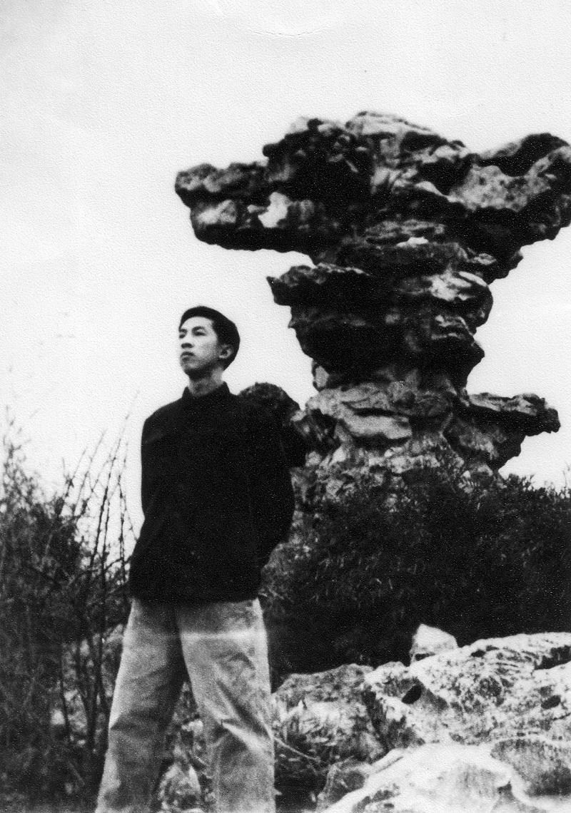 刘文辉英烈照片(1965年)三十岁