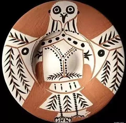 毕加索陶瓷作品