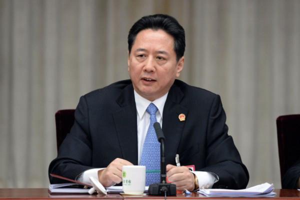 中共前总理李鹏的儿子李小鹏