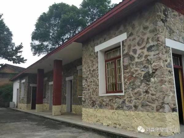 建于上个世纪的老厂房