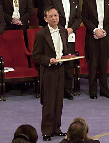 Gao Xingjian-Nobel Prize