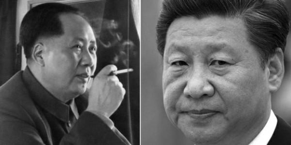毛泽东-习近平