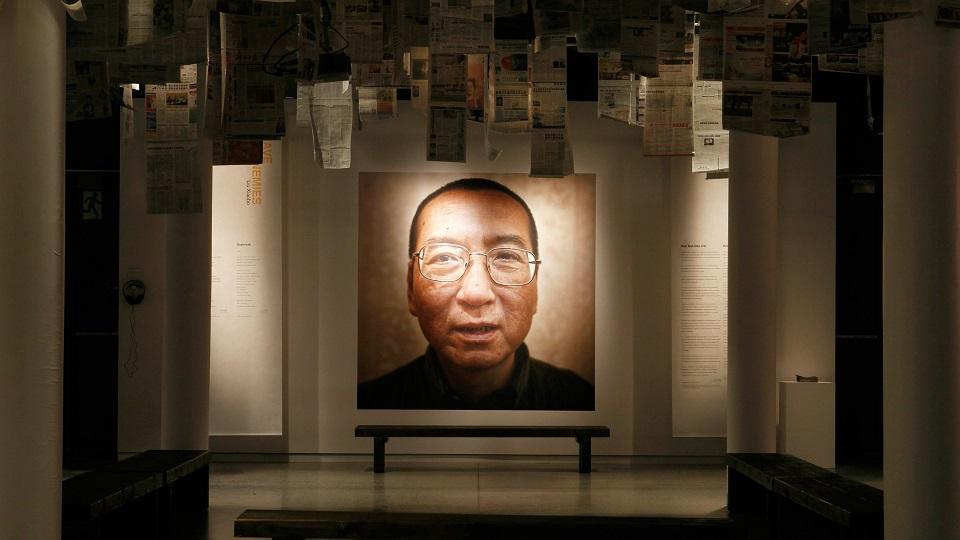 诺贝尔和平奖获得者刘晓波
