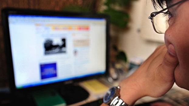 中国大陆民众希望有网络自由