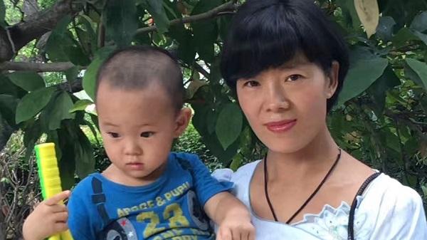 张海涛的妻子李爱杰
