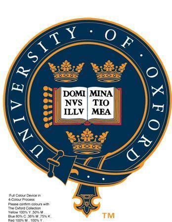 牛津大学校徽