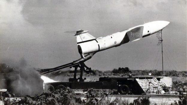 美国曾经在1960年代至1970年代中在台湾部署可携带战术核弹头的屠牛士导弹