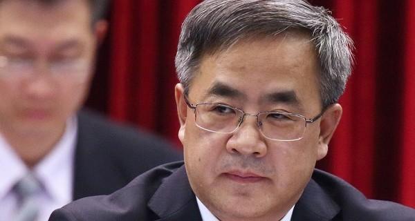 胡春华(AFP)
