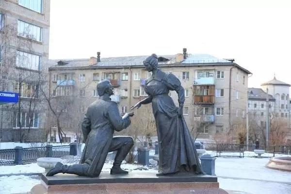 西伯利亚的囚徒