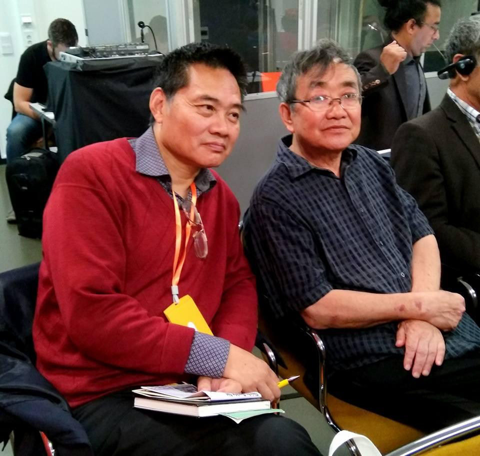 马尔默第一届四笔会合办国际会议图片25