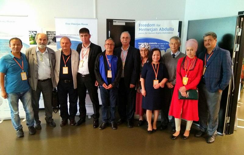 马尔默第一届四笔会合办国际会议图片26
