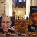 华盛顿国家大教堂在周四(19日)举行了刘晓波逝世百日祭追思会