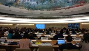 联合国日内瓦总部万国宫的主会议厅