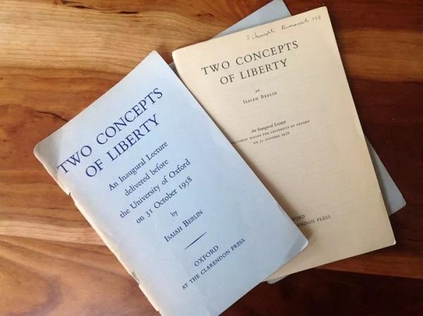 伯林的《两种自由概念》
