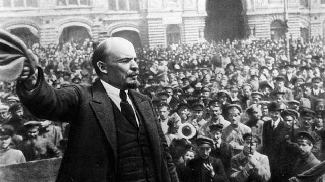列宁在演讲