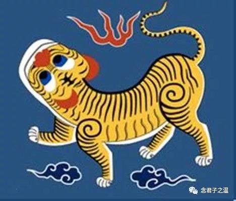 台湾民主国国旗