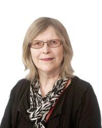 国际笔会妇女委员会主席(芬兰笔会前会长)伊丽莎白·诺德格林(Elisabeth Nordgren)
