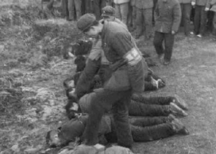 在文革中被枪杀的受害者害算是中共仁慈的死法。