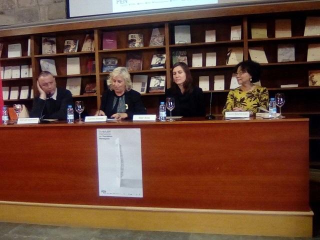 廖天琪出席加泰隆尼亚笔会活动并获奖2